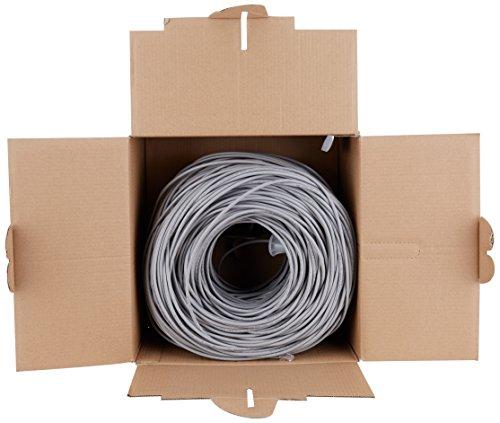 Belkin Cat-5e Bulk Patch Cable (Gray, 1000-Foot Reel) by Belkin (Image #2)'