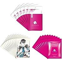 MITOMO Kersenbloesem Roze Editie Goud&Placenta: 3 soorten 26 verpakkingen/Gemaakt in Japan