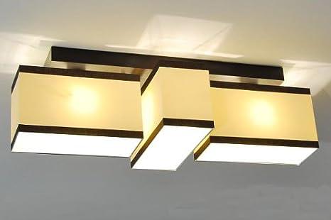 Plafoniera Camera Da Letto : Kaiser handel lampada retrò plafoniera camera da letto e power
