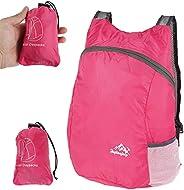 Ultra Lightweight Backpacks, Waterproof Outdoor Packable Daypacks Hiking Rucksack Unisex