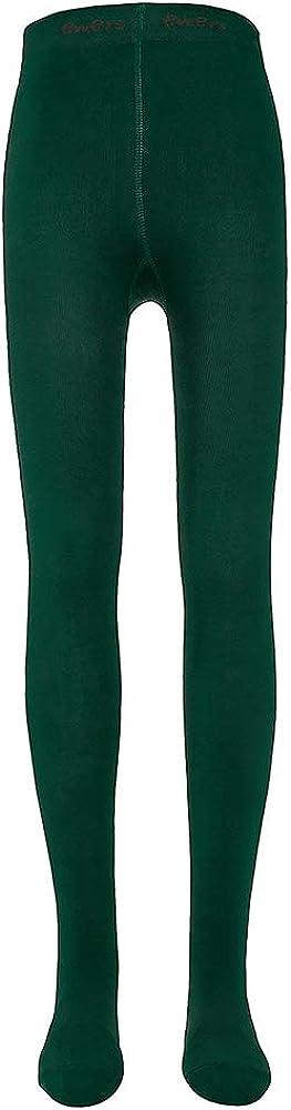 Strumpfhose Baumwolle Uni Basic Made in Europe und Kinderstrumpfhose f/ür M/ädchen und Jungen Ewers Baby