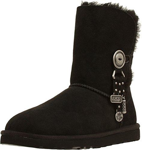 458bbbc179d UGG Australia Womens Azalea Boot Black Size 10 - Buy Online in ...