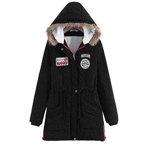 Jackets AfterSo Womens Winter Warm Hooded Coats Parkas