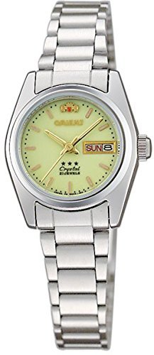 Orient Wristwatch self-Winding Made in Japan SNQ0A00SR81J SNQ0A00SR81J Ladies [Reverse Imports]