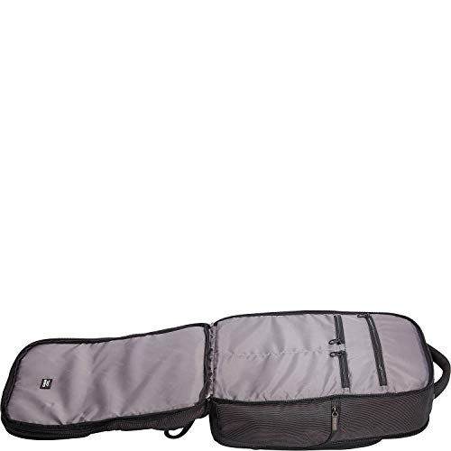"""41XnHcb6BEL - Kenneth Cole Reaction Brooklyn Commuter 16"""" Backpack Pink Dot Charcoal One Size"""