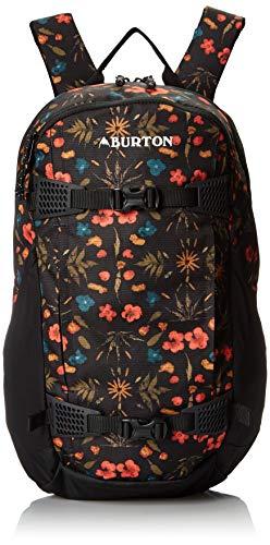 Burton Multi-Season Women's Day Hiker 25L Hiking/Backcountry Backpack, Black Fresh Pressed Print ()