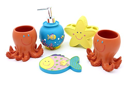 Kids Bathroom Set - 6