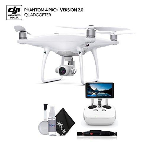 DJI Phantom 4 Pro+ Version 2.0 (CP.PT.00000234.01) Start Flying Bundle