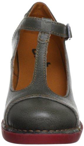 ART HARLEM 0931 - Zapatos de vestir de cuero para mujer Brunito