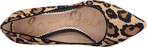 Sam Edelman Donna Abito Nocciola Pompa New Leopardo Leopardo Leopardo Capelli Brahma
