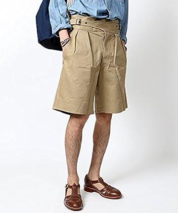 Freak's Store Gurkha Shorts 14689500020: Khaki
