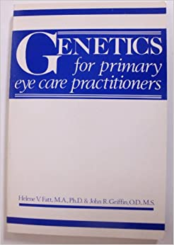 Book Genetics for Primary Eye Care Practitioners
