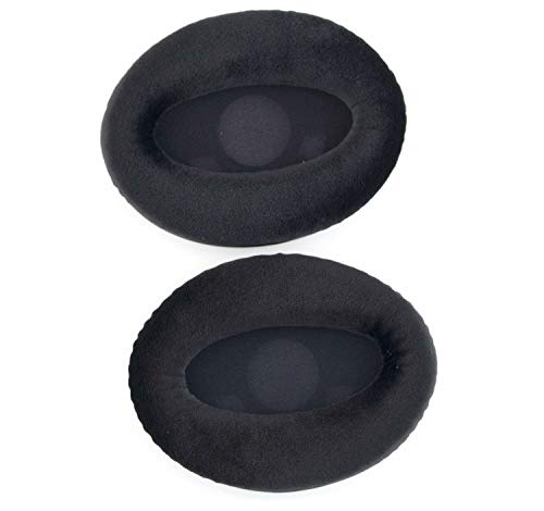 Genuine Replacement Ear Pads Cushions for SENNHEISER RS130 HDR130 fit Also RS140 HDR140 Headphones