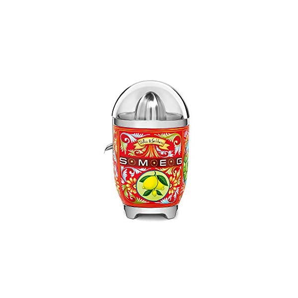 """Dolce and Gabbana x Smeg Citrus Juicer,""""Sicily Is My Love,"""" Collection 1"""