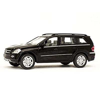 Mercedes-Benz GL500 Black Color 1:43 Scale German Diecast Model Car 2006 Year: Toys & Games