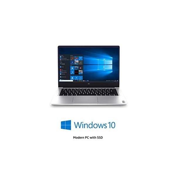Mi Notebook 14 Intel Core i5-10210U 10th Gen Thin and Light Laptop(8GB/512GB SSD/Windows 10/Intel UHD Graphics/Silver/1… 6 41XnLOX8ZGL