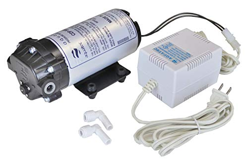 Aquatec CDP 8800 water booster pump + Transformer 115V 1/4 & 3/8