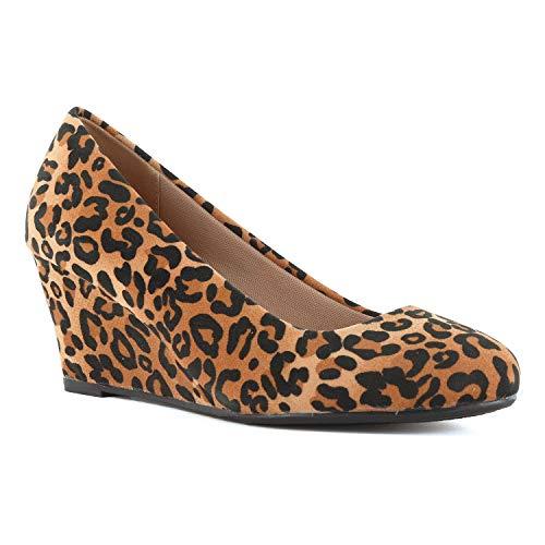 Guilty Heart | Nine-5U Leopard Suede, 6