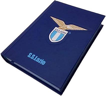 Omaggio portachiave Fischietto+ Penna Glitterata Lazio Ovale Zip segnalibro Scuola Astuccio S.S