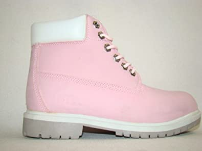 Fila Gerald Grunge - Botas de piel, color rosa, talla 41: Amazon.es: Zapatos y complementos