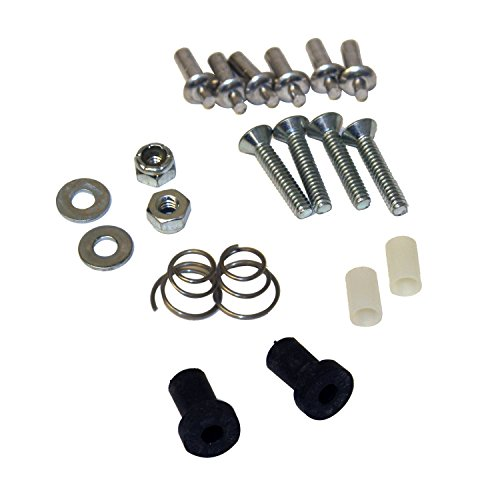 Pedal Hardware - EZGO 625940 Hardware Replacement Package for Brake Pedals with Lights
