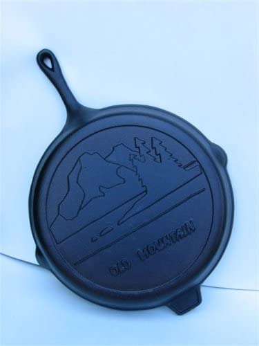Old Mountain Skillet with Assist Handle