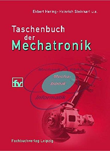 Taschenbuch der Mechatronik