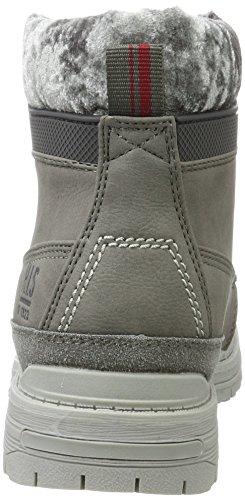 Il Suo Damen 63868 Combat Boots Grau (grigio)