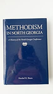 Hardcover Methodism in North Georgia: A History of the North Georgia Conference Book