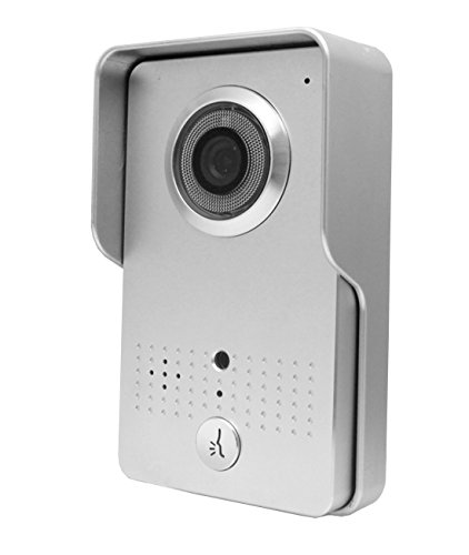 ACTOP WIFI Wireless Doorbell Video Intercom Security Camera LCD Video Door Phone for Android IOS System Mobile Phone Tablet PC