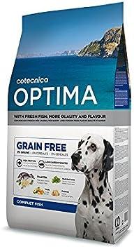 Cotecnica Optima Grain Free Fish Alimento para Perros - 14000 gr: Amazon.es: Productos para mascotas