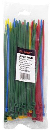 Cal Hawk Tools CCTA07 Cable Ties by Cal Hawk Tools