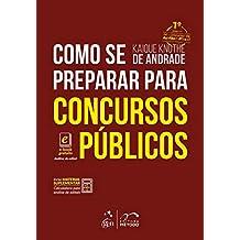 Como se Preparar para Concursos Públicos