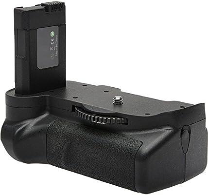 Pack de baterías de empuñadura de batería para Nikon D5600 & D5500 ...