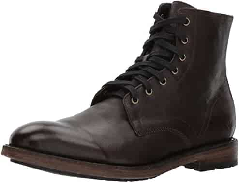 FRYE Men's Bowery Lace up Ankle Bootie
