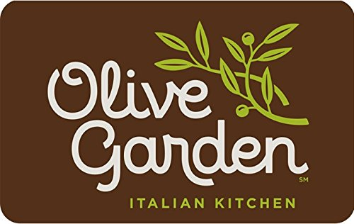 Olive Garden Restaurant Gift Card