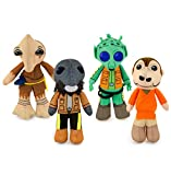 seven20 Scenez Star Wars Cantina Collectible Plush Set