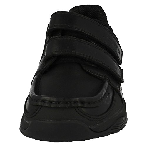 Senior Boys Rhino By Startrite School Shoes Miles Black Leather Size 4.5H clearance fashion Style discount lowest price discount brand new unisex PR93ki