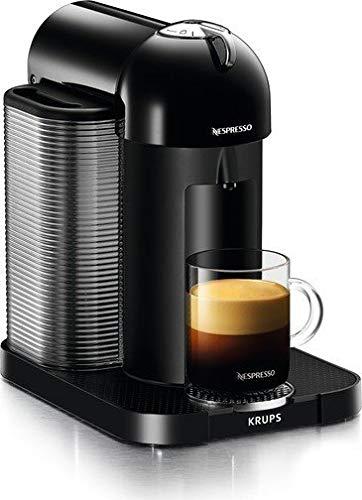 Krups Nespresso Vertuo XN9018 - Cafetera monodosis, Color Negro ...