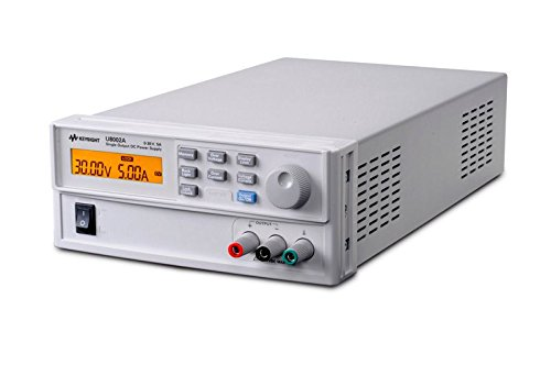 Keysight Technologies U8002A DC Power Supply, 30V, 5A by Keysight