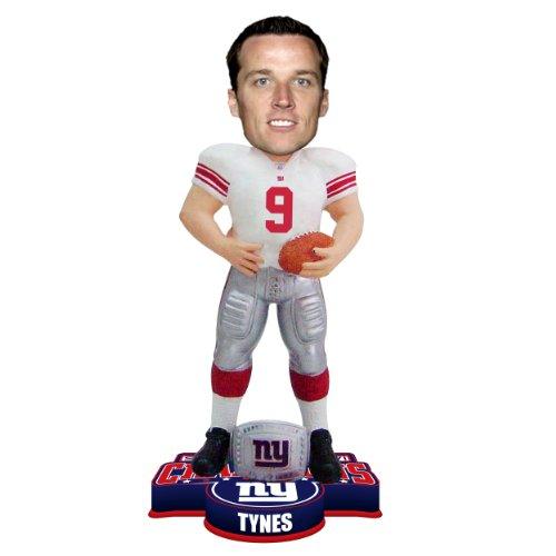 NFL New York Giants Super Bowl XLVI Champions Ring Bobble, L. Tynes
