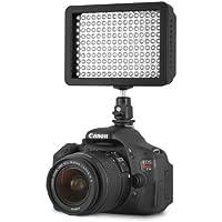 Chromo Inc CI55000020 160 LED CI-160 Dimmable Ultra High Power Panel, Camcorder Video Light for Canon, Nikon, Pentax, Panasonic, Sony, Samsung and Olympus Digital SLR Cameras