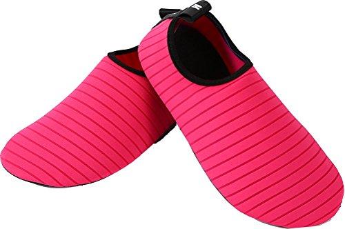 Sports Snorkeling Men On Athletic Fitness Slip Quick UP Dry Shoes Comfort Kids Yoga Socks Diving Barefoot Ladies Rose Water Boating SHUT Aqua 8gX4x