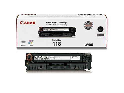Canon Original 118 Toner Cartridge - Black