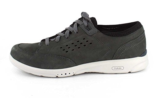 to Lace Rockport Grey Toe Men's Shoe Truflex w1f6x6vqtT