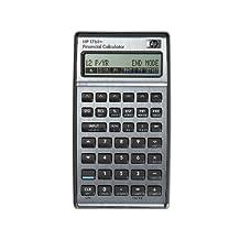 Hp 17bii+ Programmable Financial  Calculator Bilingual Package