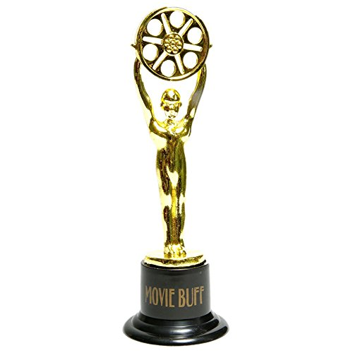 Fun Express Movie Buff Trophy
