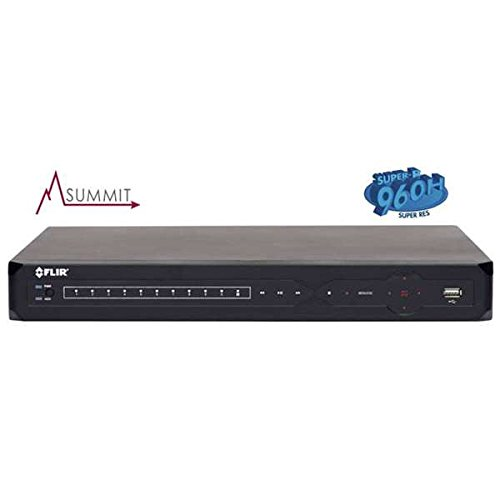 - Digimerge D33041T 4-Channel 960H Digital Video Surveillance Recorder with 1TB Hard Drive, Embedded LINUX Operating System, Pentaplex Operation, FLIR DDNS Service Included