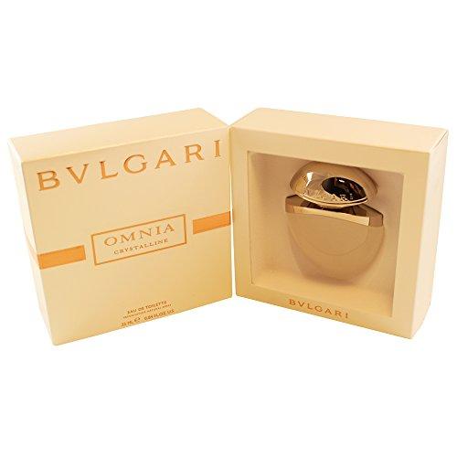 Bvlgari Omnia Crystalline by Bvlgari Eau De Toilette 0.8 oz Spray