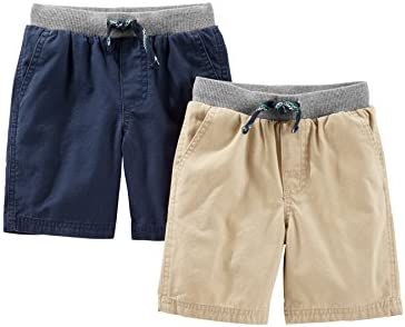 Simple Joys by Carter's Baby - Jungen Short 2-Pack Shorts